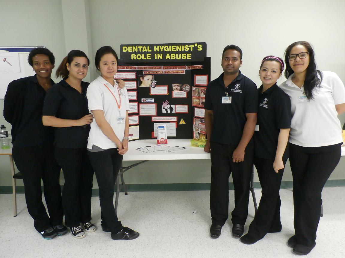Toronto Dental College Community Poster Event 3