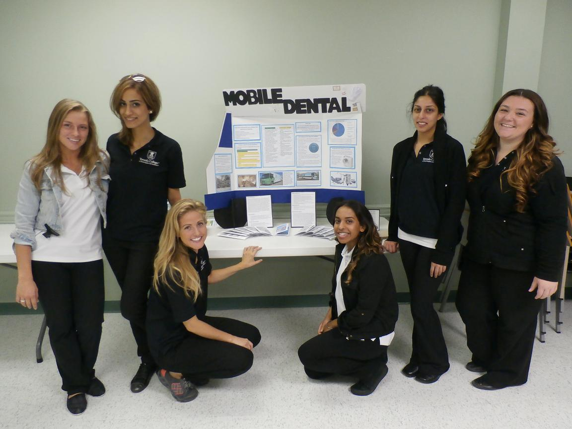 Toronto Dental College Community Poster Event 4